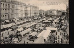 VALENCIENNES/101....MARCHE - Valenciennes