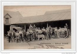 PONTCHATEAU : Carrosserie Alfred TASSE - Bon état (traces D'encre Au Recto) - Pontchâteau