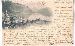 SUISSE  MONTREUX   TBE  SU208 - VD Vaud