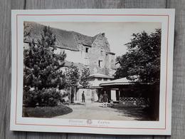 VICHY - ETABLISSEMENT THERMAL SOURCE DES CELESTINS - Photographie Ancienne Albuminée De Claudius Couton - Photos