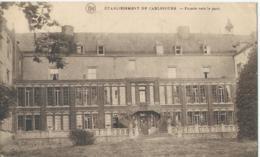 Etablissement De Carlsbourg - Facade Vers Le Parc - E. Desaix - 1923 - Paliseul