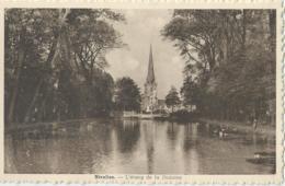 Nijvel - Nivelles - L' étang De La Dodaine - L'Edition Belge - Nivelles