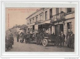 TRIE - Société Auto-transport De Castelanu-Magnoac: L'arrêt à TRIE - Très Bon état - Frankreich