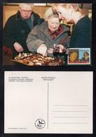CHOCOLAT - CACAO - COCOA - CHOCOLATE / 1999 BELGIQUE CARTE MAXIMUM FDC  (ref LE3590) - Levensmiddelen