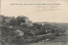 Jaulny - Château  De Jaulny (monument Historique, XIV Siècle) - Vue Générale - Altri Comuni