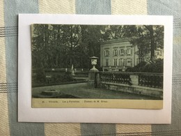 VILVOORDE  VILVORDE LES 3  FONTAINES  CHATEAU DE M. ORBAN - Vilvoorde