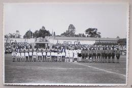 Photo Congo Belge ELISABETHVILLE Stade Léopold II 1951 Match Football Coperbelt Jadotville Voetbal - Lubumbashi Foto - Lubumbashi