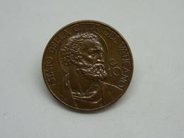 Moneta Città Del Vaticano 10 Cent 1936 - Vaticano