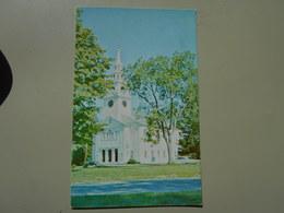ETATS UNIS NH NEW HAMPSHIRE FIRST CONGREGATIONAL CHURCH HANCOCK - Etats-Unis