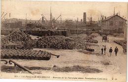 CPA LA PALLICE - ROCHELLE - Bureau De La Pacifique Stean Navigation .. (183879) - La Rochelle