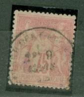 France  81   Ob    Second Choix   Voir Scan Et Description - 1876-1898 Sage (Type II)