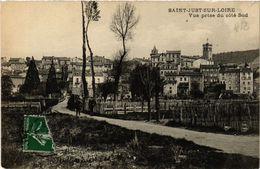 CPA St-JUST-sur-LOIRE - Vue Prise Du Coté Sud (580311) - Saint Just Saint Rambert