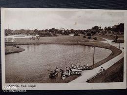 Zamosc, Polen, Park Miejski, 1930 - Polen