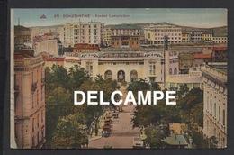 DD / ALGÉRIE / CONSTANTINE / AVENUE LAMORICIÈRE / GARAGE CITROËN ET PUB TRACTION AVANT / 1937 - Constantine