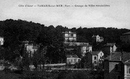83 TAMARIS SUR MER GROUPE DE VILLAS ENSOLEILLES - Tamaris