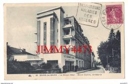 CPA - BAINS Les BAINS - Le Grand Hôtel En 1935 - 88 Vosges - N° 30 - Edit. J. Véjux - Bains Les Bains