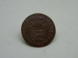 Moneta 1 Quattrino 1833 Leopoldo II Gran Ducato Di Toscana - Monete Regionali