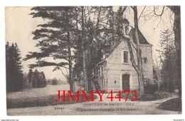 CPA - CHÂTEAU DE SAINT LOUP - PABU - L' Ancienne Chapelle En 1933 ( Canton De Guingamp ) 22 Côtes Du Nord - N° 33441 - - Guingamp