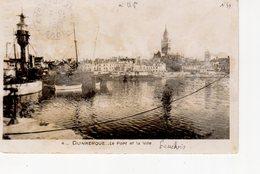 Dunkerque Le Port Et La Ville ( Bassin Du Commerce , Bateau Feu ... - Dunkerque
