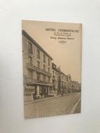 Wenduine Hotel Cosmopolite  Rue De L'Eglise  Popr Ranson Soeurs - Wenduine