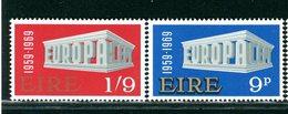 IRLANDA - EIRE - NUOVO PERFETTO MNH - 1969  IDEA  EUROPA - 1949-... Repubblica D'Irlanda