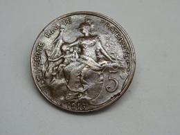Moneta France 5 Cent 1916 - C. 5 Centesimi