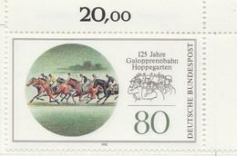 PIA -GER-  1993  : 125° Anniversario Dell' Ippodromo Di Hoppegarten  -  (Yv 1508) - Ippica