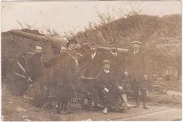 52. Carte-photo. FORT DU COGNELOT. 6 Juin 1915 - Chalindrey