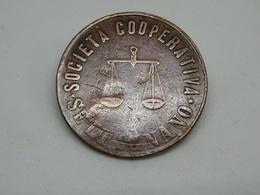Gettone Società Cooperativa Settignano 5 Cent - Italia