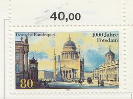 PIA -GER-  1993  : Millenario Della Città Di Potsdam  -  (Yv 1510) - Ungebraucht