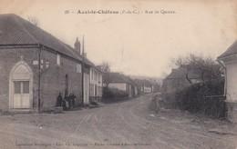 62 Auxi Le Chateau Rue De Quoeux - Auxi Le Chateau
