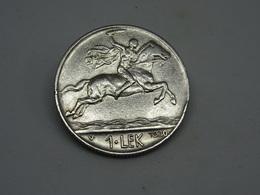 Moneta Albania 1 Lek 1930 Shqipni - Albania