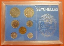 Série FDC De 1972 - Seychelles