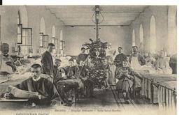 Maine Et Loire Militaria ANGERS Hôpital Militaire Salle Saint Martin - Angers