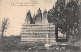 ¤¤   -  CHINE   -  OU-T'A-SEU  -  Pagode Boudhique, Près De PEKIN      -  ¤¤ - China