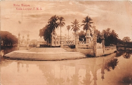 ¤¤   -  MALAISIE   -  KUALA LUMPUR  -  Malay Mosque       -  ¤¤ - Malaysia