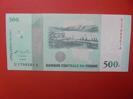 CONGO 500 FRANCS 2010 PEU CIRCULER (B.6) - Congo