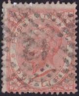 Italien    .       Yvert   .     21        .    O        .      Gebraucht      .    /    .   Cancelled - 1861-78 Victor Emmanuel II.