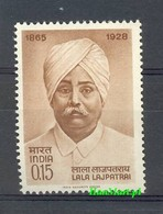 India 1965 Mi 382 MNH ( ZS8 IND382 ) - Célébrités