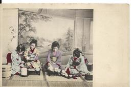 JAPON  Geisha - Unclassified