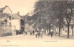 ¤¤   -  BELGIQUE   -  SPA    -  Boulevard Des Anglais     -  ¤¤ - Spa