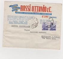 Vecchia Busta  Rossi Ottavio Este Padova  1949 - Italy