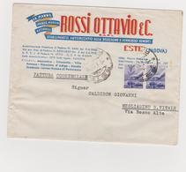 Vecchia Busta  Rossi Ottavio Este Padova  1949 - Italia