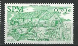 "SPM YT 776 "" Ferme "" 2002 Neuf** - Unused Stamps"