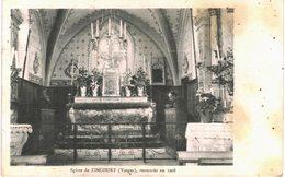 Zincourt - église Restaurée En 1908 - Frankrijk