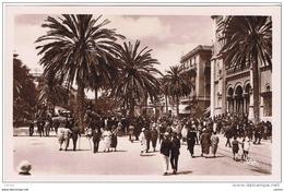 TUNIS:  PLACE  DE  LA  RESIDENCE  -  PHOTO  -  FP - Tunisia