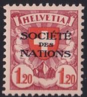 Schweiz        .   Yvert    .     Service  58  ( 2 Scans )   .        **       .      Postfrisch   .    /    .     MNH - Dienstpost