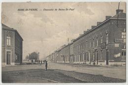 HAINE-ST-PIERRE - Chaussée De Haine-St-Paul - La Louvière
