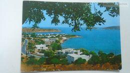 D166877  Greece  - Kreta Crete  -Agios Nikolaos  Ammudi Minos Beach Ca 1970 - Griekenland