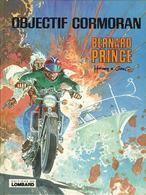Bernard Prince T 12 Objectif Cormoran  EO BE- DARGAUD  02/1978 Greg Hermann  (BI2) - Bernard Prince